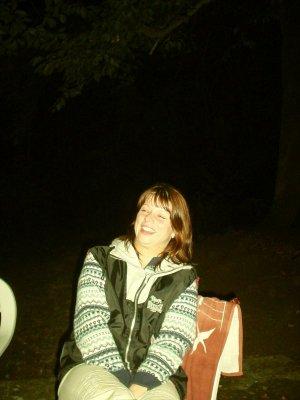 Oswalds Anja kriegt sich nicht mehr ein, weil Altersweisheiten in fortgeschrittener Stunde zur Lachnummer wurden